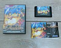 Sega Mega Drive - Aladdin Disney's - PAL