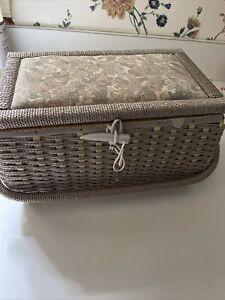 sewing box vintage