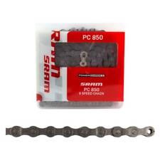 SRAM PC-850 6, 7, 8-Speed Road / MTB Bike Chain 114L fits Campy FSA Shimano