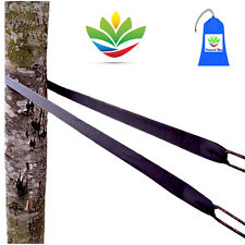 HAMMOCK BLISS XL EXTRA LONG TREE STRAPS - HANG & ADJUST YOUR HAMMOCK WITH EASE