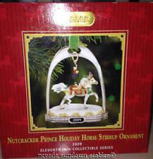 Breyer Holiday Creations 2009 Porcelain Stirrup Ornament Nutcracker Prince