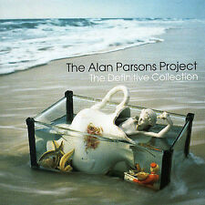 The Alan Parsons Project-The Definitive Collection (UK IMPORT) CD LIKE NEW