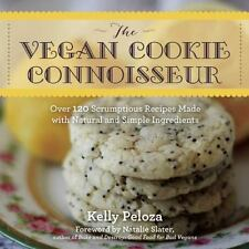 THE VEGAN COOKIE CONNOISSEUR - PELOZA, KELLY/ SLATER, NATALIE (FRW) - NEW PAPERB