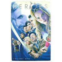Heroes NBC Show Volume One Hardcover Dust Jacket Graphic Novel DC Comics
