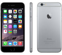 APPLE IPHONE 6 16GB SPACE GREY GRADO A/B SMARTPHONE CELLULARE RICONDIZIONATO