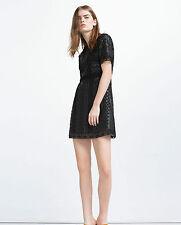 Zara Women's Short Sleeve Mini