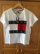 Tommy Jeans Tommy Hilfiger Tshirt Size S - Completely Sold Out Everywhere!!!