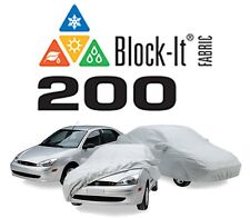 Covercraft Custom Car Covers - Block-it 200 - Indoor/Outdoor -Available in Gray