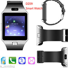 DZ09 Bluetooth Smart Watch Mate Sport GSM SIM Camera For Android IOS Phone New