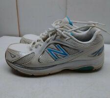 New Balance Women WW847WB White Mesh Comfort Sneaker Walking Shoes 7.5 M 38