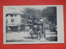 SAIGON Ho Chi Minh VIET NAM Vietnam Indochina French Colony Rue d'Aran