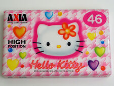 Japanese Fuji AXIA Hello Kitty 46 Vintage Cassette Tape (1)