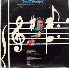 Des O Connor - S/T Debut LP VG+ ST 457 Vinyl Record