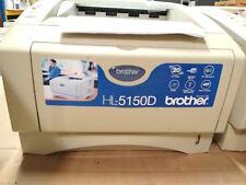 IMPRIMANTE LASER BROTHER HL-5150D DUPLEX A4 RECONDITIONNEE