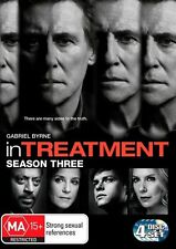 In Treatment : Season 3 (DVD, 2012, 4-Disc Set) SEALED