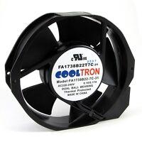220V / 230V / 240V AC Cooling Fan. 172mm x 150mm x 38mm HS (HS1738B)