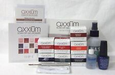 OPI Axxium Soak-Off Gel Color Fulls Dark Starter Kit