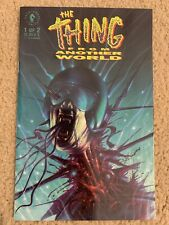 The Thing From Another World (1991) Issue 1 And 2 Complete - Dark Horse Comics