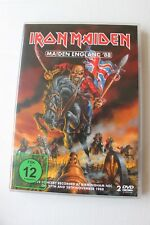 2 DVD - IRON MAIDEN  - Maiden England ' 88