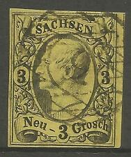 Numeral Cancellation German & Colonies Single Stamps