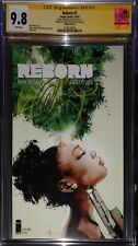 "Reborn #1 Jock Var D ""The Collection of Capullo"" CGC SS 9.8 sig Capullo NETFLIX"