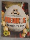 Dinosaures - Séries 1,2, 3,4 - 65 épisodes DVD COFFRET NEUF scellé