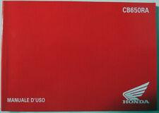 Manuales de motor CB Honda