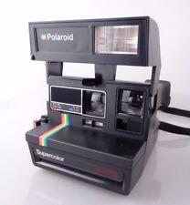 Original classic 1990's Polaroid Supercolor 635 CL Sofortbildkamera instant cam