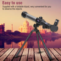 Kid Astronomical Telescope Outdoor Hiking Educational Christmas Birthday Gift JA