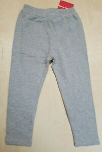 NWT HANNA ANDERSSON HEATHER GREY FRENCH TERRY MIXABLE JOGGERS  PANTS  90 3