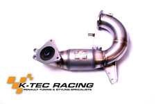 K-Tec Racing Megane 2 RS & Megane 3 RS 225/230/250/265/275 Sports Cat Pipe