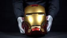Iron Man 3 MK7 Wearable 1 to 1 Helmet Headphone NEW - 'The Masked Man'