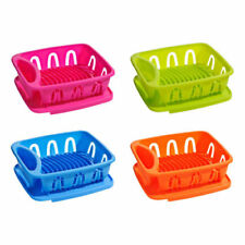Plastic Washing Up Bowls & Drainers Dishes