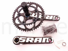 Sram Force PF30 Compact Carbon Road Crank Set 2x10speed/50-34T/170MM/Black