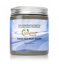 Dead Sea Mud Mask Face Body Skin Care Pore Reducer Cleanser 8.8 oz 100% NATURAL