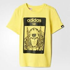 adidas Cotton Blend T-Shirts & Tops (2-16 Years) for Boys