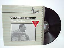 "CHARLIE MINGUS Mingus Plays Piano Vinilo LP 12"" MCA Records 1983 Platinum Jazz."