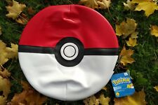 Pokemon Pokeball Backpack For Dogs size M/L New With Tags