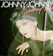 JEANNE MAS 45 TOURS HOLLANDE JOHNNY JOHNNY