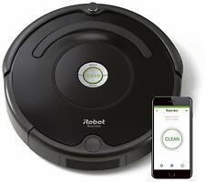 IRobot Roomba 671 Staubsaugerroboter Dirt Detect Tierhaare Hartböden Teppiche