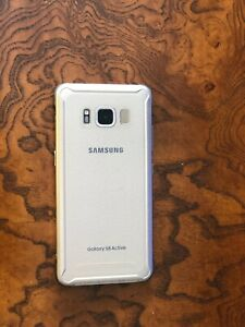 Samsung Galaxy S8 Active   Factory Unlocked   GSM AT&T T-Mobile   64GB