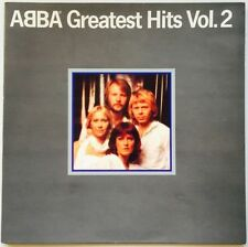 Excellent (EX) Sleeve Pop Vinyl Records ABBA