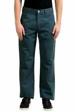Armani Collezioni Men's Gray Classic Straight Leg  Jeans US 32 IT 48