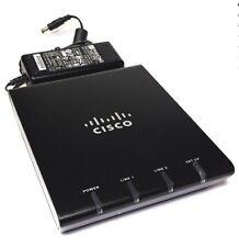 Cisco ATA187 ATA187 -11-A Analog Tellefon Adaptor  wie Neu