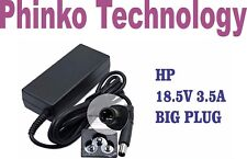 18.5V 3.5A charger HP EliteBook PC 2530p 2730p 6930p 8530p Power cable PSU