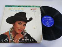"Adilia Schloß Las Stimmen de Gold de Venezuela Ed LP vinyl Vinyl 12 "" G"