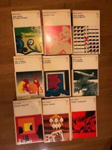 lotto 9  libri club degli editori anni 70 - come da foto