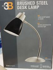Desk lamp  Studio 3B brushed steel Desk Lamp