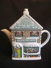 """Wade Pottery Coquille Cove """"La Bella Vista Guest House"""" English Life c.80's"""