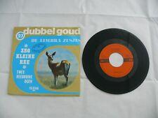 "Limbra Zusjes - Zeg Kleine Ree - Twee Reebruine Ogen - 7"" Single 8019"